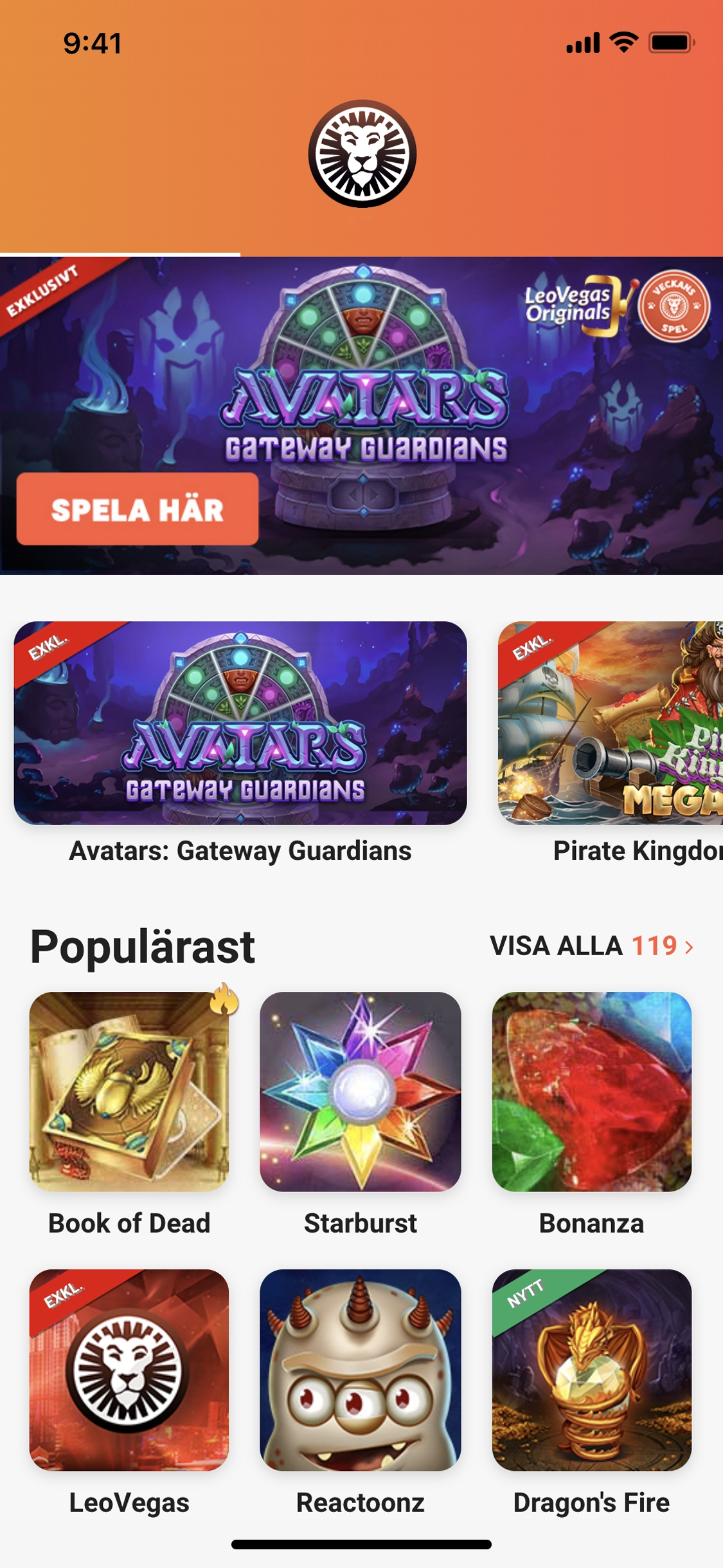 Trustly Gaming - Deposit money with Trustly in a mobile online casino