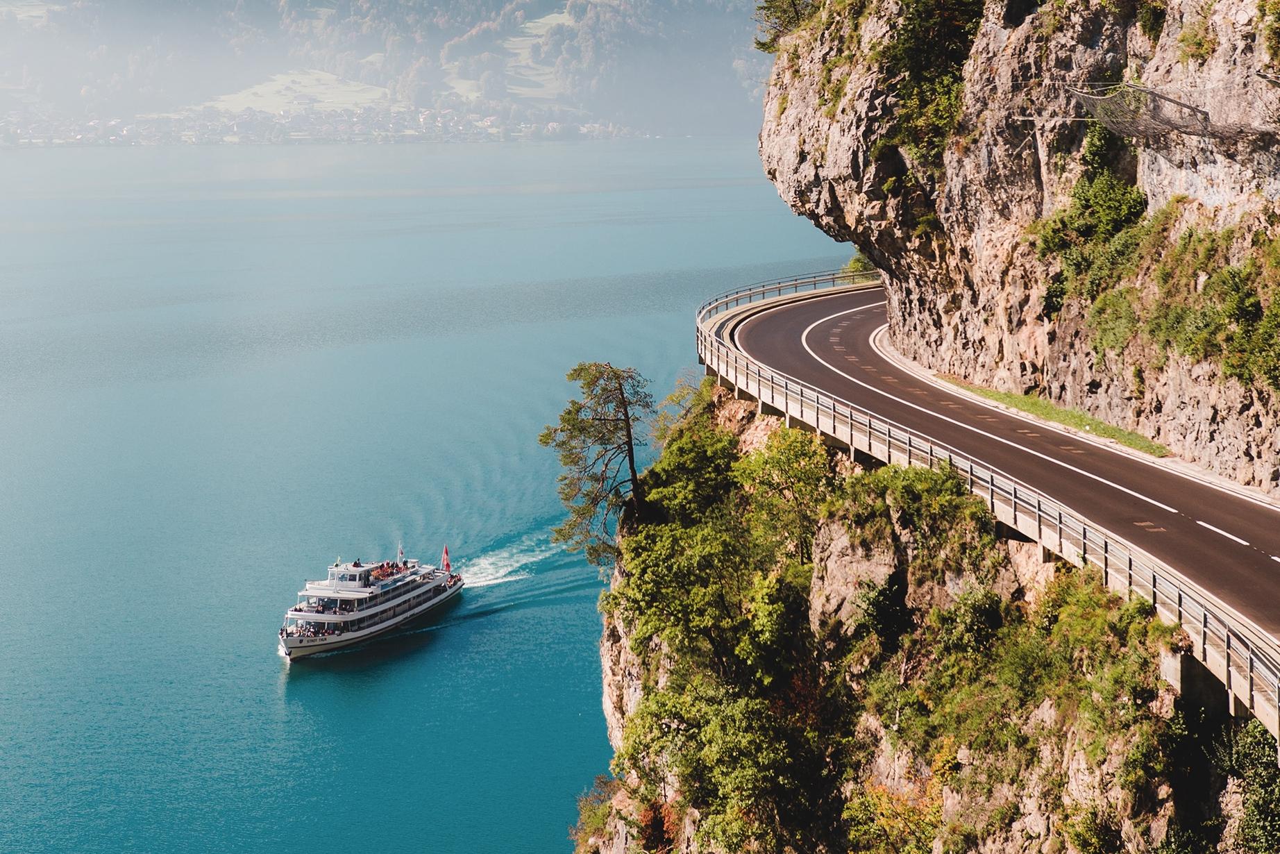 Trustly Travel - Vacation in Switzerland